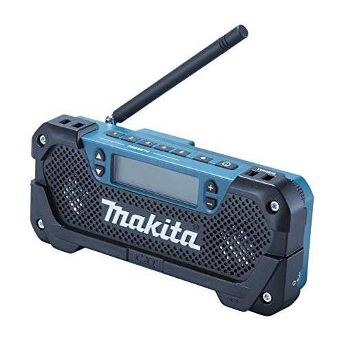 MAKITA 0088381825115 radio, Bleu, 0