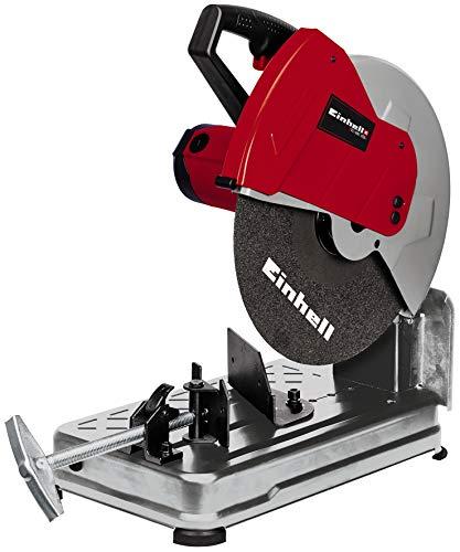 Machine à couper les métaux Einhell (TC-MC 355) Puissance w, 2300 W, 240 V, Rouge...
