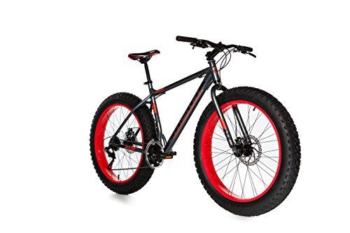 Moma Bikes Vélo de montagne FAT 26