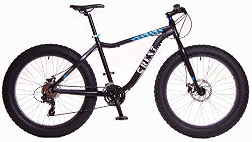 Crest Bicycle Fat Bike Fat 4,1 24v Black 19