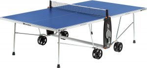 Table de ping-pong pliante