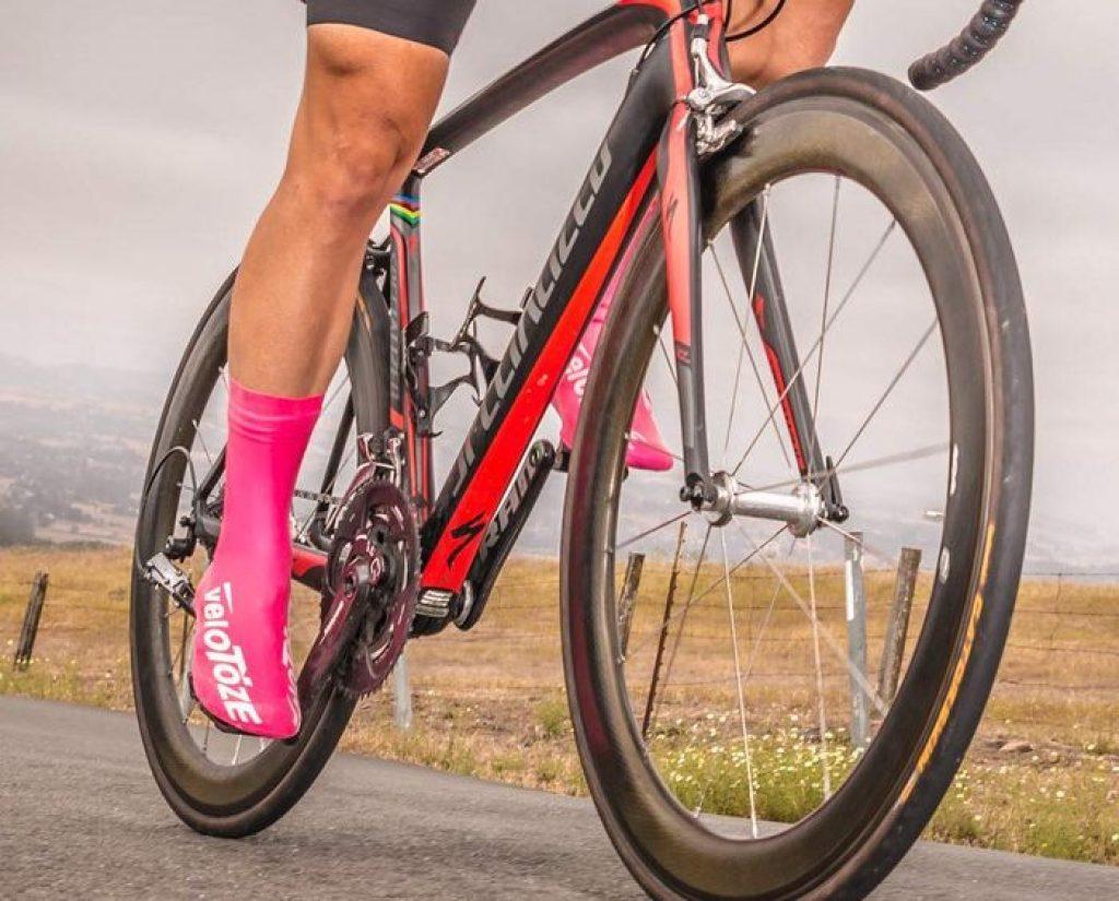 couvre-chaussures de vélo