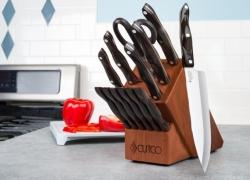 Meilleur Set Couteau Cuisine (ensemble de couteaux): comparatif 2021