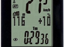 Ordinateur/compteur de vélo Cateye Adventure Test : Avis et prix