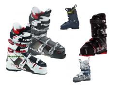 Comment choisir les meilleures chaussures de ski 2020