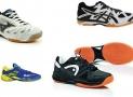 Les meilleures chaussures pour jouer au squash 2020