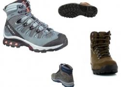 Comment choisir les meilleures chaussures de montagne 2020